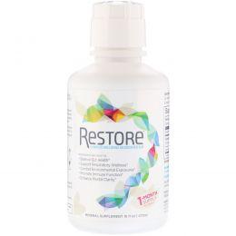 Restore, For Gut Health Mineral Supplement, 16 fl oz (473 ml)