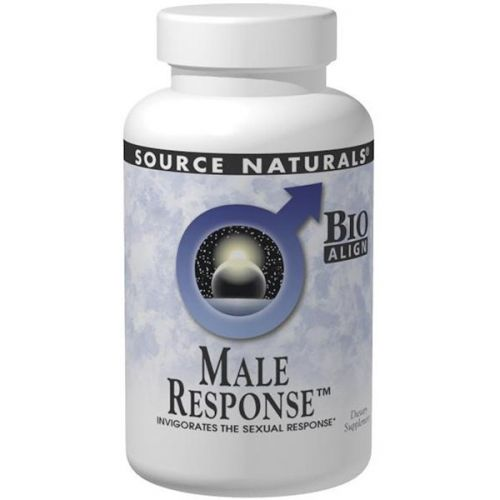 Source Naturals, Male Response, 90 таблеток