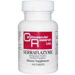 Cardiovascular Research Ltd., Серрафлазим, 100 таблеток