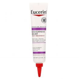 Eucerin, Roughness Relief Spot Treatment, Fragrance Free, 2.5 oz (71 g)