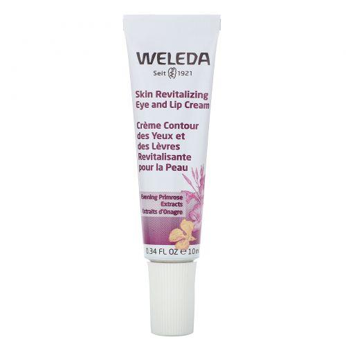 Weleda, Skin Revitalizing Eye and Lip Cream, 0.34 fl oz (10 ml)