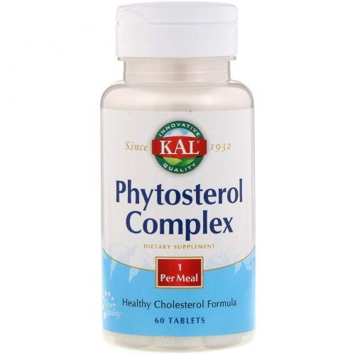 KAL, Комплекс фитостерола, 60 таблеток