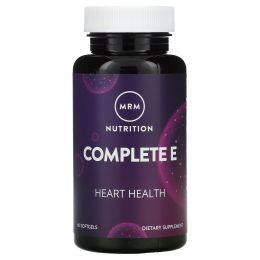 MRM, Комплекс с витамином E, 60 гелевых капсул