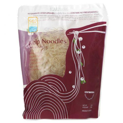 Sea Tangle Noodle Company, Вермишель Конаберри, 340 г