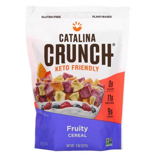 Catalina Crunch, Keto Friendly Cereal, Fruity, 8 oz (227 g)