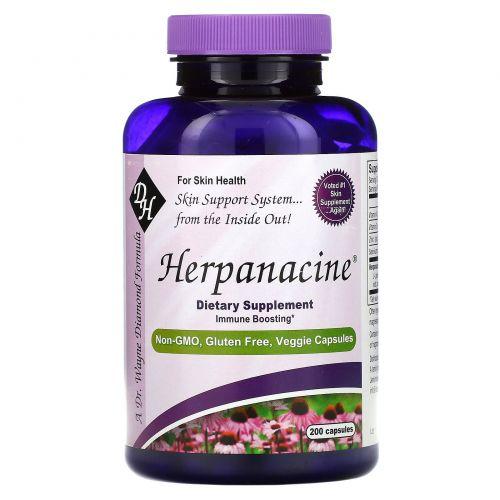 Diamond Herpanacine Associates, Herpanacine, 200 капсул