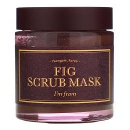 I'm From, Fig Scrub Mask, 4.23 fl oz (120 g)