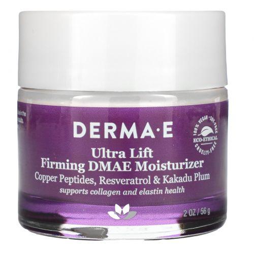 Derma E, Увлажняющее средство, придающее коже упругость, 2 унции (56 г)