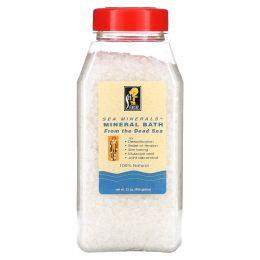 Sea Minerals, Минеральная соль для ванны, 32 унции (906 г)