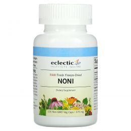 Eclectic Institute, Нони, 375 мг, 100 капсул на растительной основе