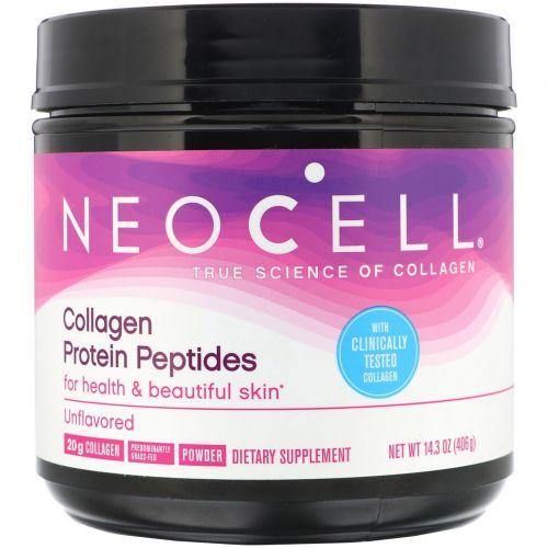 Neocell, Пептиды из коллагенового белка, без добавок, 406г