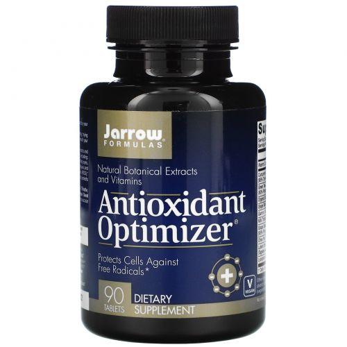 Jarrow Formulas, Оптимизатор антиоксидантов, 90 вегетарианских таблеток