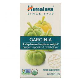 Himalaya Herbal Healthcare, Гарциния, Жидкая поддержка, 60 капсул