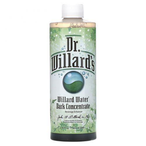 Willard, Willard Water, темный концентрат XXX, 16 унций (0,473 л)