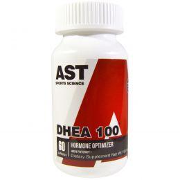 AST Sports Science, ДГЭА 100, 100 мг, 60 вегетарианских капсул
