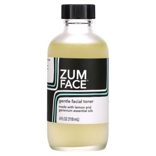 Indigo Wild, Zum Face, нежный тоник для лица, лимон и герань, 4 жидких унции