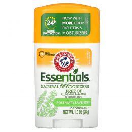Arm & Hammer, Essentials Natural Deodorant, Fresh, 1.0 oz (28 g)