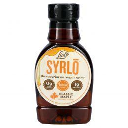 Livlo, Syrlo, Classic Maple, 8 fl oz (236 ml)