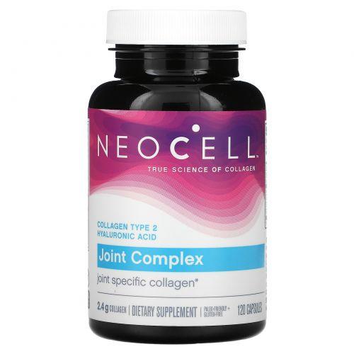 Neocell, Комплекс с коллагеном для суставов, Тип 2, 120 капсул