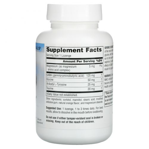 Source Naturals, Gaba Calm, 120 таблеток 120 таблеток