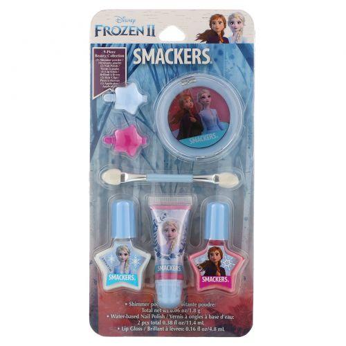Lip Smacker, Frozen II Beauty Collection, 9 Piece Kit