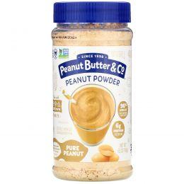 Peanut Butter & Co., Могучий Орех, Сухое Арахисовое Масло, Ваниль, 0,85 унции (24 г)