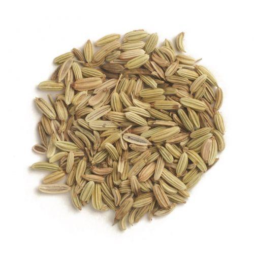 Frontier Natural Products, Органические цельные семена фенхеля 16 унции (453 г)