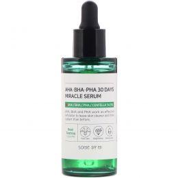 Some By Mi, AHA, BHA, PHA  30 Days Miracle Serum, 50 ml